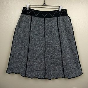 Sag Harbor Tweed A-line Skirt